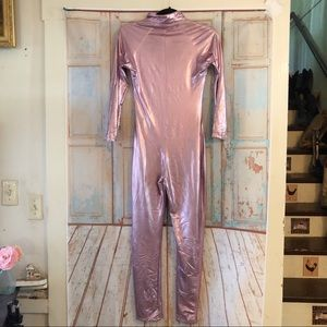 Crazy pink cat suit great for Halloween